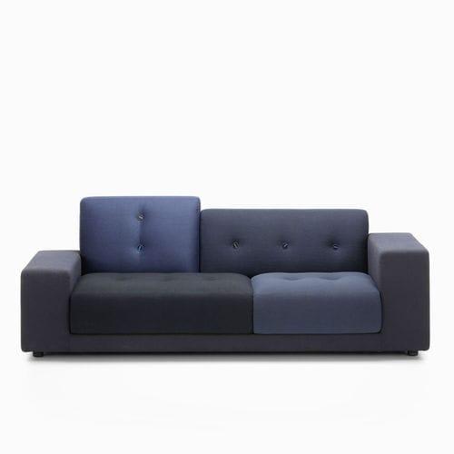 compact sofa - vitra