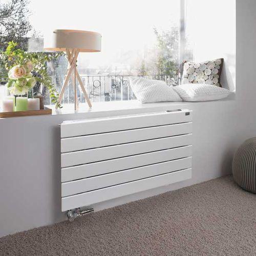 hot water radiator / metal / contemporary / low-temperature