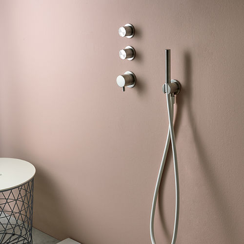 double-handle shower mixer tap - MINA Rubinetterie