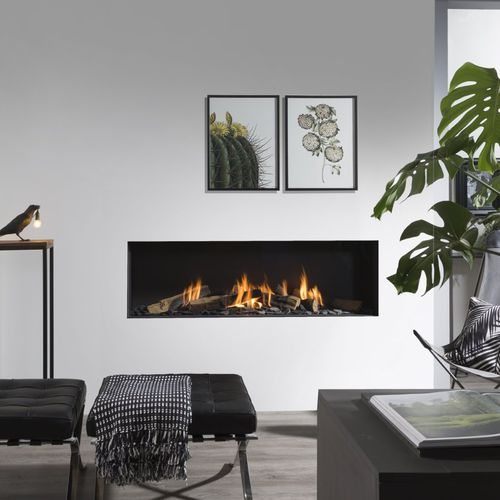 gas fireplace - Element4 B.V.