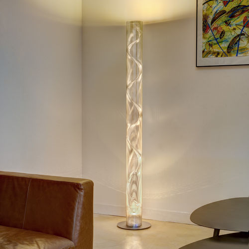 contemporary light column - Thierry Vidé Design