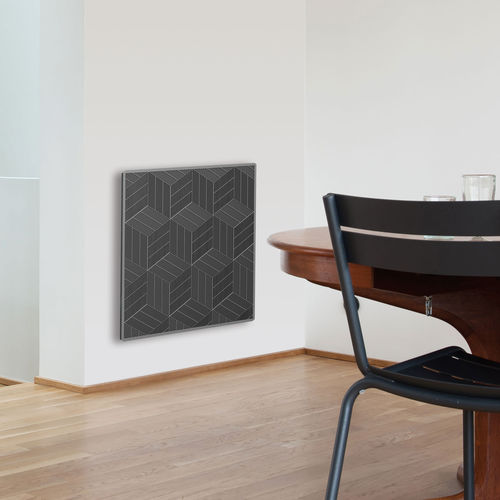 electric radiant panel / wall