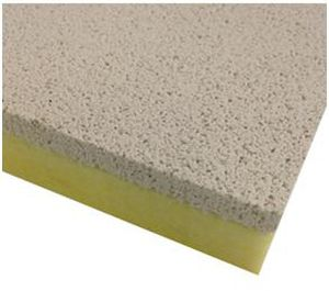 Acoustic Insulation Mineral Wool Recycled Glass For