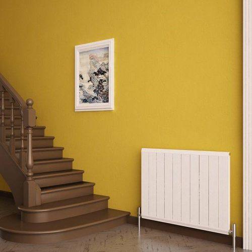 hot water radiator / electric / aluminum / contemporary