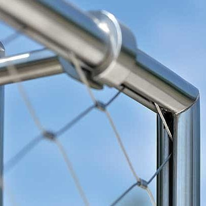 wire railing mesh