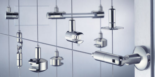 stainless steel suspension system