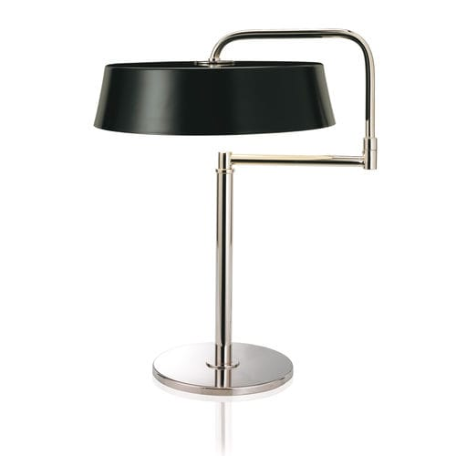 table lamp / contemporary / brass / painted metal