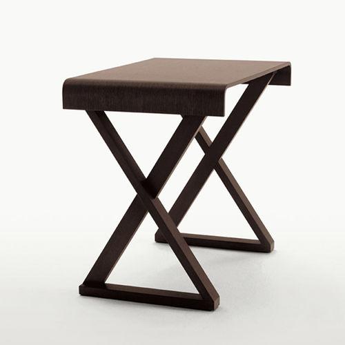 contemporary side table / oak / rectangular / by Antonio Citterio