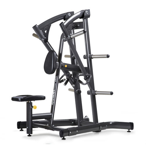 arm curl weight training machine