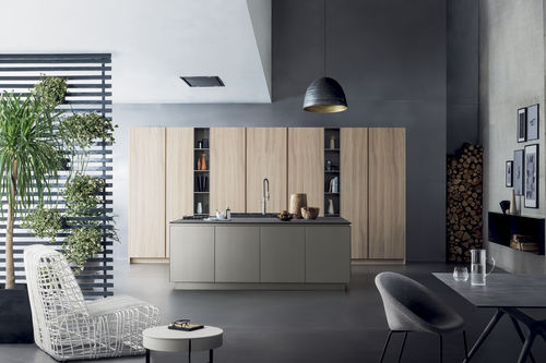 contemporary kitchen - TM Italia