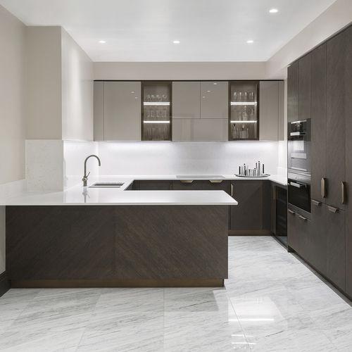 contemporary kitchen - TM Italia