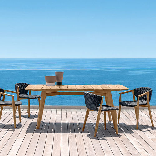 contemporary dining table - Ethimo