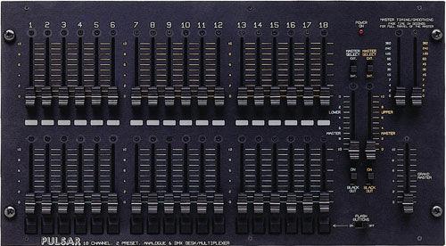 Lighting Control Unit Two Preset 18