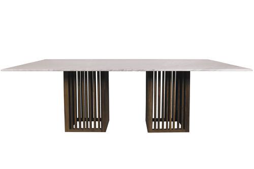 contemporary table - Il Giardino di Legno
