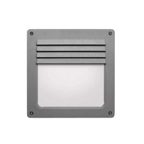 Recessed Wall Light Fixture Scudo Ramp Forma Lighting Italia Srl Led Compact Fluorescent Hid