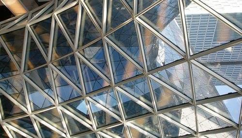 spatial steel structure