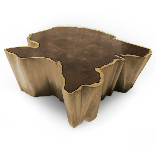 contemporary coffee table - BRABBU DESIGN FORCES