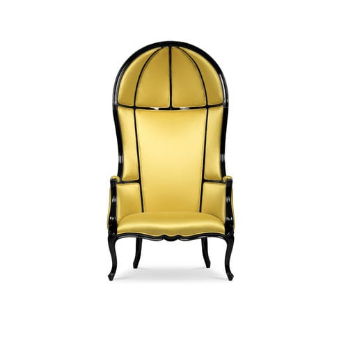 contemporary armchair - BRABBU DESIGN FORCES