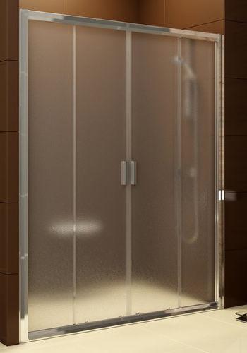 sliding shower screen / for alcoves