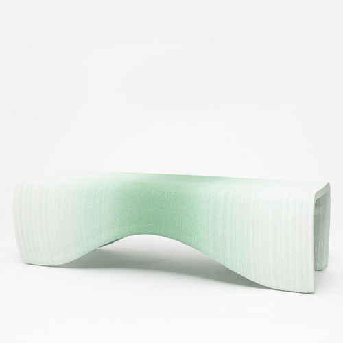 contemporary garden bench - Philipp Aduatz