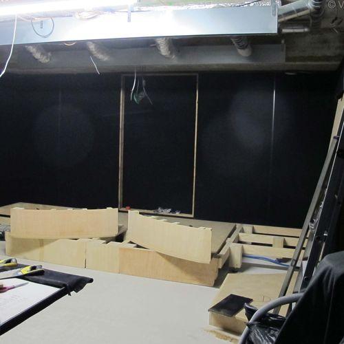 home cinema acoustic panel