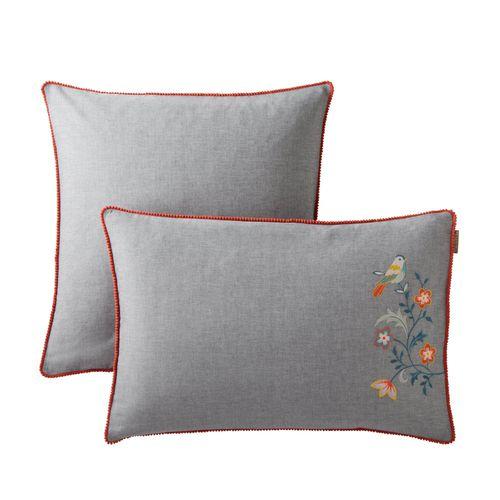 cotton pillow case / polyester