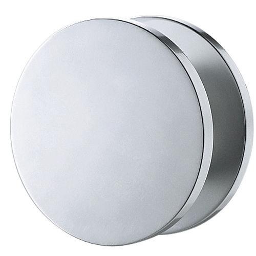 contemporary door knob / aluminum