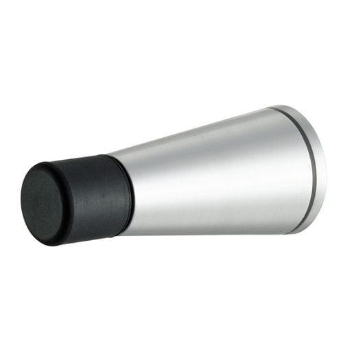 rubber door stop / aluminum