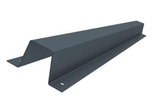 steel profile / roof / for mullions and transoms