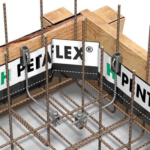 fencing waterproofing system / steel