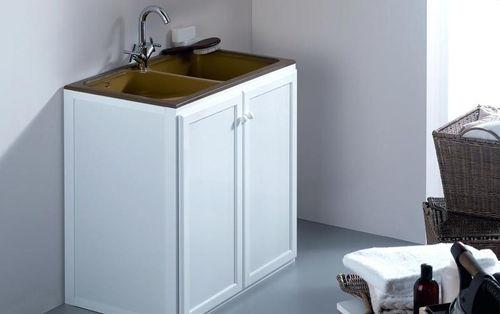 garden kitchen sink cabinet