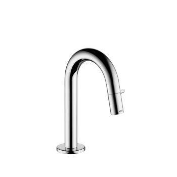 washbasin shut-off valve
