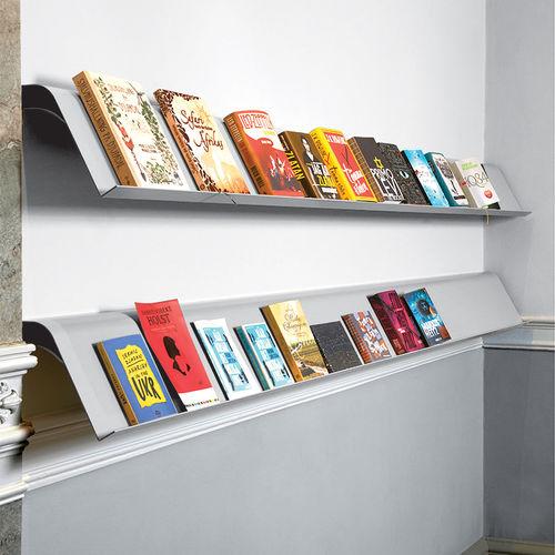 contemporary magazine rack / home / tertiary / aluminum
