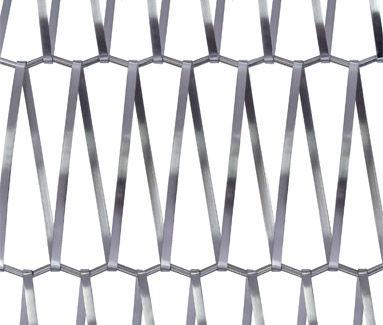 cladding woven wire fabric - Codina