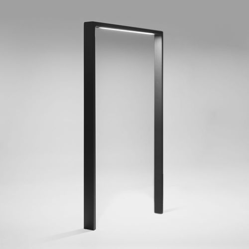 galvanized steel bike rack - ABES S.à r.l. Public Design