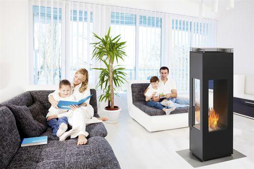 bioethanol heating stove