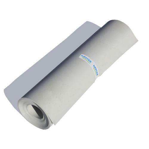protection waterproofing membrane / for roofs / roll / flexible