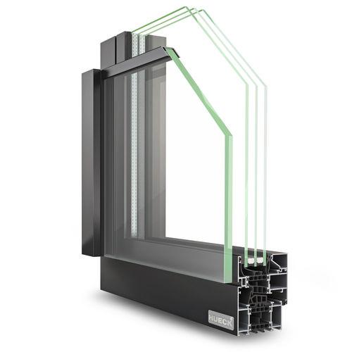 aluminum window profile - Hueck System GmbH & Co. KG