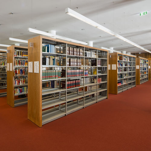 contemporary shelf - Zambelli GmbH & Co. KG