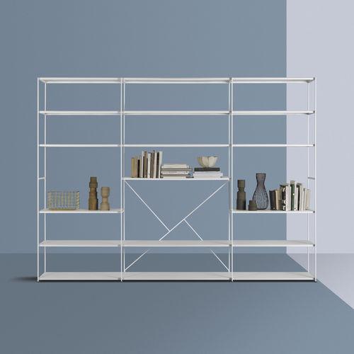 contemporary bookcase