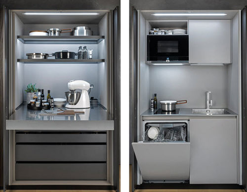 Contemporary Storage Cabinet For, Kitchen Unit Display Cabinet