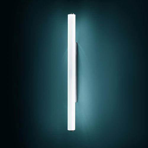 contemporary wall light / aluminum / glass / LED