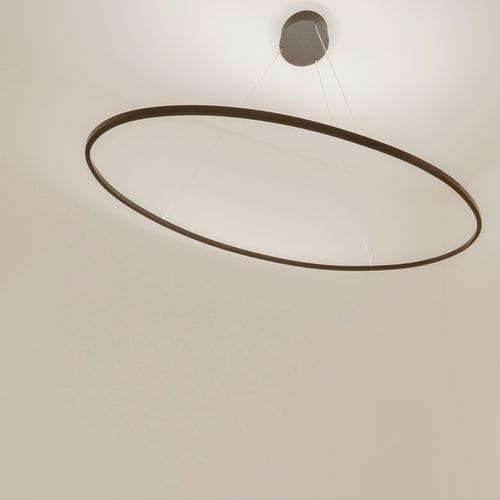 pendant lamp / contemporary / metal / LED