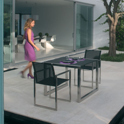 contemporary dining table