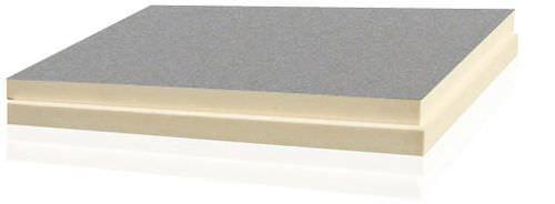 thermal-acoustic insulation / polyurethane / interior / panel