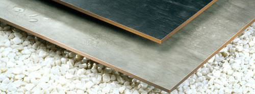 panel cladding / fiber cement / smooth