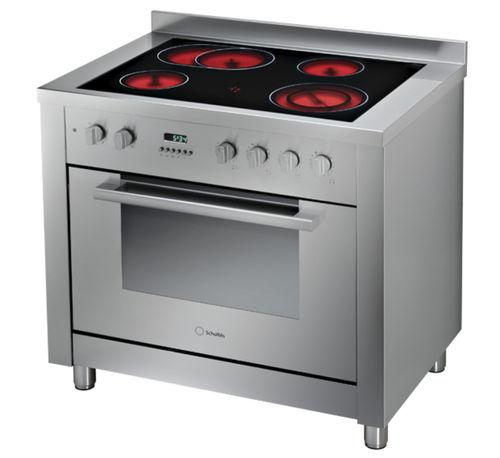 electric range cooker / vitroceramic