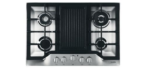 gas cooktop / dual-fuel