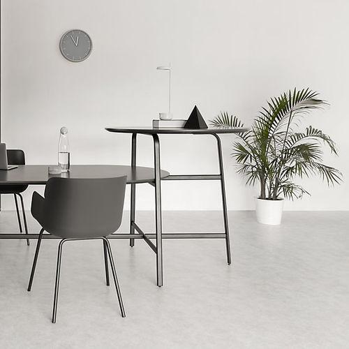 concrete planter / rectangular / contemporary / for offices