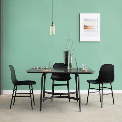contemporary boardroom table